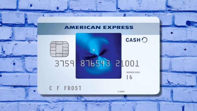 The American Express Blue Cash Credit Card
