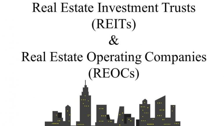 The Difference Between REITs & REOCs And Why It's Important Right Now
